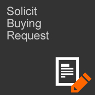 Solicits Buying Request