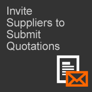 Invities Suppliers to Submit Quotations